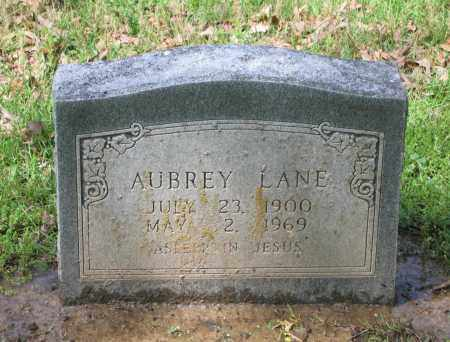 LANE, AUBREY - Lawrence County, Arkansas | AUBREY LANE - Arkansas Gravestone Photos