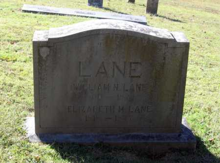 LANE, WILLIAM N. - Lawrence County, Arkansas | WILLIAM N. LANE - Arkansas Gravestone Photos