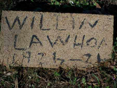LAWHON, WILLENE - Lawrence County, Arkansas | WILLENE LAWHON - Arkansas Gravestone Photos