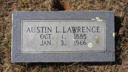 LAWRENCE, AUSTIN L. - Lawrence County, Arkansas | AUSTIN L. LAWRENCE - Arkansas Gravestone Photos