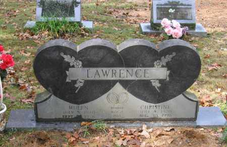 GREEN LAWRENCE, CLARA CHRISTINE - Lawrence County, Arkansas | CLARA CHRISTINE GREEN LAWRENCE - Arkansas Gravestone Photos