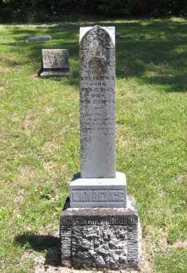 FOSTER LAWRENCE, JULIA A. - Lawrence County, Arkansas | JULIA A. FOSTER LAWRENCE - Arkansas Gravestone Photos