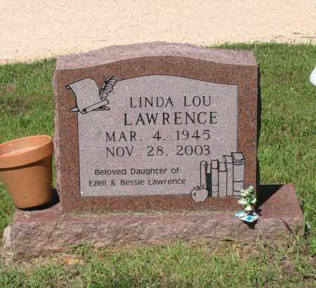 LAWRENCE, LINDA LOU - Lawrence County, Arkansas | LINDA LOU LAWRENCE - Arkansas Gravestone Photos
