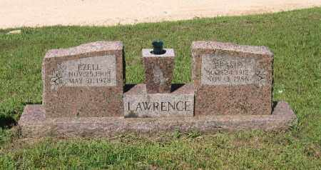 WATTS LAWRENCE, BESSIE EVANCIA - Lawrence County, Arkansas | BESSIE EVANCIA WATTS LAWRENCE - Arkansas Gravestone Photos