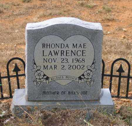 LAWRENCE, RHONDA MAE - Lawrence County, Arkansas | RHONDA MAE LAWRENCE - Arkansas Gravestone Photos