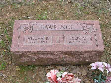 LAWRENCE, JOSIE VIRGINIA - Lawrence County, Arkansas | JOSIE VIRGINIA LAWRENCE - Arkansas Gravestone Photos