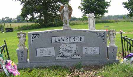 LAWRENCE, WILLIAM TAFT - Lawrence County, Arkansas | WILLIAM TAFT LAWRENCE - Arkansas Gravestone Photos