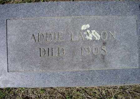 "LAWSON, ADDISON HUGH ""ADDIE"" - Lawrence County, Arkansas 