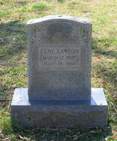 LAWSON, CHESSER CLAY - Lawrence County, Arkansas | CHESSER CLAY LAWSON - Arkansas Gravestone Photos