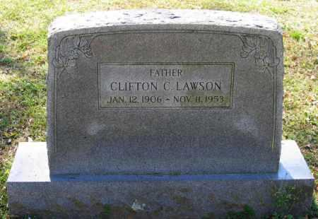 LAWSON, CLIFTON C. - Lawrence County, Arkansas | CLIFTON C. LAWSON - Arkansas Gravestone Photos