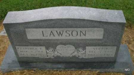 LAWSON, VERA BLANCHE - Lawrence County, Arkansas | VERA BLANCHE LAWSON - Arkansas Gravestone Photos