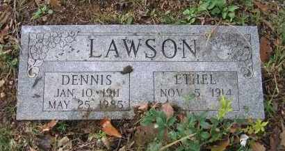 LAWSON, DENNIS - Lawrence County, Arkansas | DENNIS LAWSON - Arkansas Gravestone Photos
