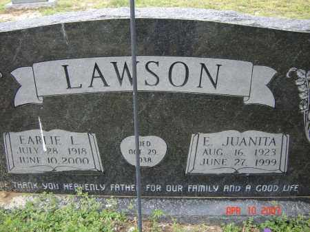 LAWSON, E. JUANITA - Lawrence County, Arkansas | E. JUANITA LAWSON - Arkansas Gravestone Photos