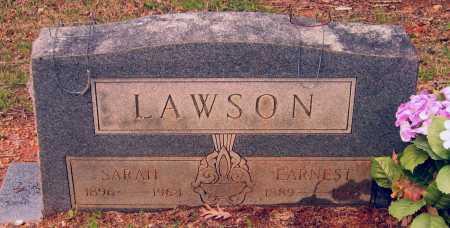 LAWSON, EARNEST EARL - Lawrence County, Arkansas | EARNEST EARL LAWSON - Arkansas Gravestone Photos