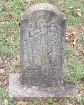 LAWSON, FANNY LILLIAN - Lawrence County, Arkansas | FANNY LILLIAN LAWSON - Arkansas Gravestone Photos