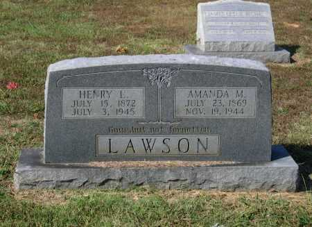 LAWSON, HENRY LEE - Lawrence County, Arkansas | HENRY LEE LAWSON - Arkansas Gravestone Photos