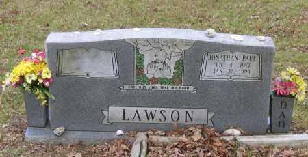 LAWSON, JONATHAN PAUL - Lawrence County, Arkansas | JONATHAN PAUL LAWSON - Arkansas Gravestone Photos