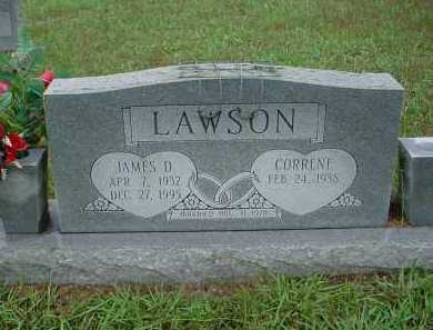"LAWSON, JAMES DODSON ""JACK"" - Lawrence County, Arkansas 