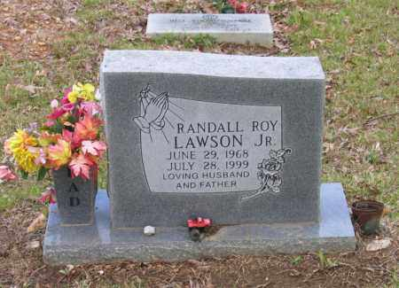 LAWSON, JR., RANDALL ROY - Lawrence County, Arkansas | RANDALL ROY LAWSON, JR. - Arkansas Gravestone Photos