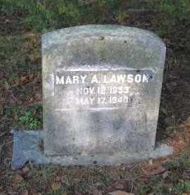 GRIFFITH LAWSON, MARY ANN - Lawrence County, Arkansas | MARY ANN GRIFFITH LAWSON - Arkansas Gravestone Photos