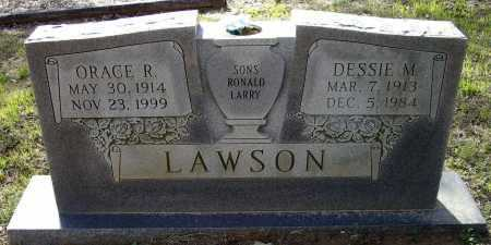 "RICHEY LAWSON, DESSIE MAE ""TESS"" - Lawrence County, Arkansas 