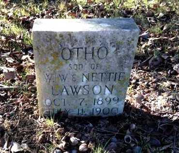 LAWSON, OTHO - Lawrence County, Arkansas | OTHO LAWSON - Arkansas Gravestone Photos