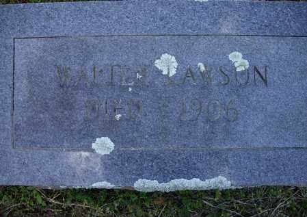 LAWSON, WALTER - Lawrence County, Arkansas | WALTER LAWSON - Arkansas Gravestone Photos