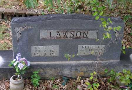 RAGSDALE LAWSON, NETTIE ELZINE - Lawrence County, Arkansas | NETTIE ELZINE RAGSDALE LAWSON - Arkansas Gravestone Photos