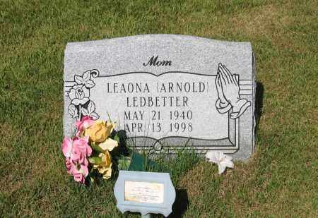 LEDBETTER, LEAONA - Lawrence County, Arkansas | LEAONA LEDBETTER - Arkansas Gravestone Photos