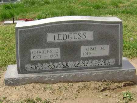 LEDGESS, CHARLES D. - Lawrence County, Arkansas | CHARLES D. LEDGESS - Arkansas Gravestone Photos