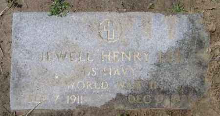 LEE  (VETERAN WWII), JEWELL HENRY - Lawrence County, Arkansas | JEWELL HENRY LEE  (VETERAN WWII) - Arkansas Gravestone Photos