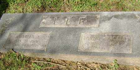 RACKLEY LEE, FANNIE - Lawrence County, Arkansas | FANNIE RACKLEY LEE - Arkansas Gravestone Photos