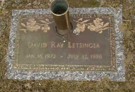 LETSINGER, DAVID RAY - Lawrence County, Arkansas | DAVID RAY LETSINGER - Arkansas Gravestone Photos