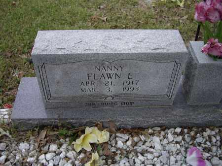 LEWIS, FLAWN E. - Lawrence County, Arkansas | FLAWN E. LEWIS - Arkansas Gravestone Photos