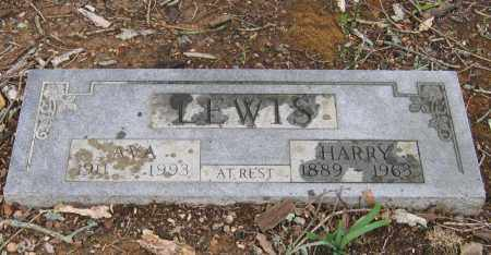 LEWIS, JOHN HARRY - Lawrence County, Arkansas | JOHN HARRY LEWIS - Arkansas Gravestone Photos