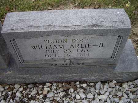 LEWIS, WILLIAM ARLIE - Lawrence County, Arkansas | WILLIAM ARLIE LEWIS - Arkansas Gravestone Photos