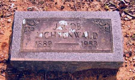 LICHTENWALD, JACOB - Lawrence County, Arkansas | JACOB LICHTENWALD - Arkansas Gravestone Photos