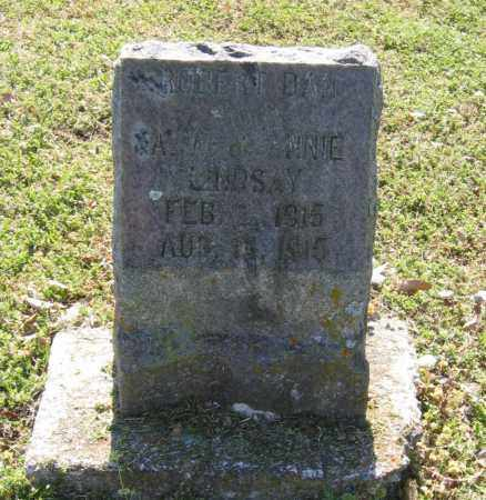 LINDSAY, ROBERT DAN - Lawrence County, Arkansas | ROBERT DAN LINDSAY - Arkansas Gravestone Photos