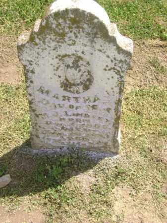 LINDSEY, MARTHA J. - Lawrence County, Arkansas | MARTHA J. LINDSEY - Arkansas Gravestone Photos