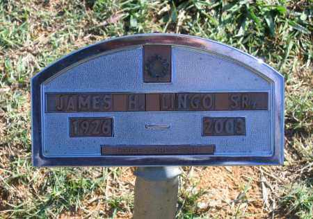 LINGO, SR., JAMES HAROLD - Lawrence County, Arkansas | JAMES HAROLD LINGO, SR. - Arkansas Gravestone Photos