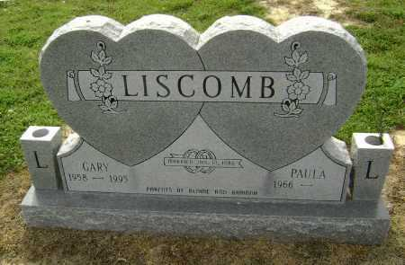 LISCOMB, GARY ALLEN - Lawrence County, Arkansas | GARY ALLEN LISCOMB - Arkansas Gravestone Photos