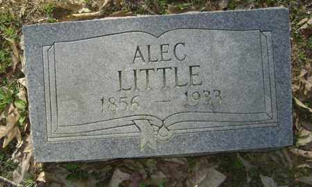 "LITTLE, ALEXANDER ""ALEC"" - Lawrence County, Arkansas 