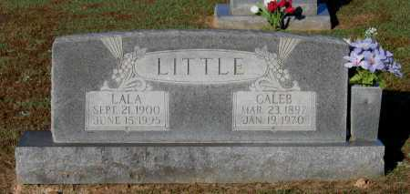 BRANNON LITTLE, LALA ODESSA - Lawrence County, Arkansas | LALA ODESSA BRANNON LITTLE - Arkansas Gravestone Photos