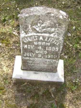 LITTLE, GARRETT A. - Lawrence County, Arkansas | GARRETT A. LITTLE - Arkansas Gravestone Photos