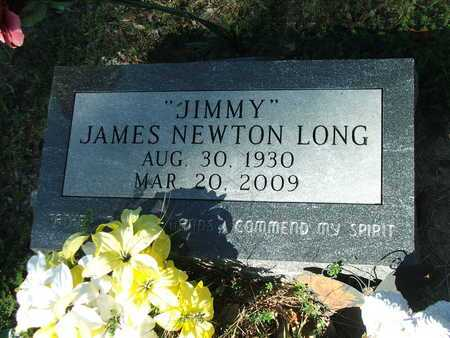 "LONG, JAMES NEWTON ""JIMMY"" - Lawrence County, Arkansas 