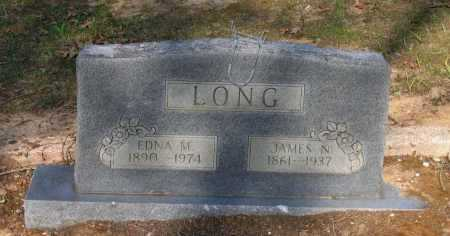 LONG, JAMES NEWTON - Lawrence County, Arkansas | JAMES NEWTON LONG - Arkansas Gravestone Photos