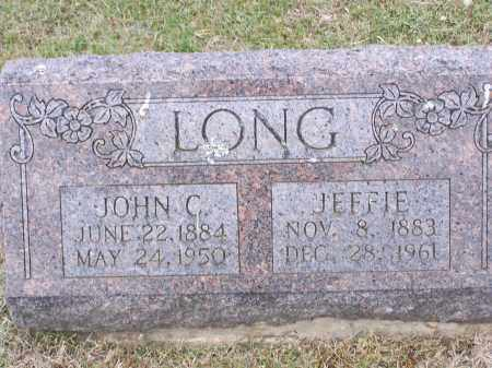 LONG, JOHN C. - Lawrence County, Arkansas | JOHN C. LONG - Arkansas Gravestone Photos