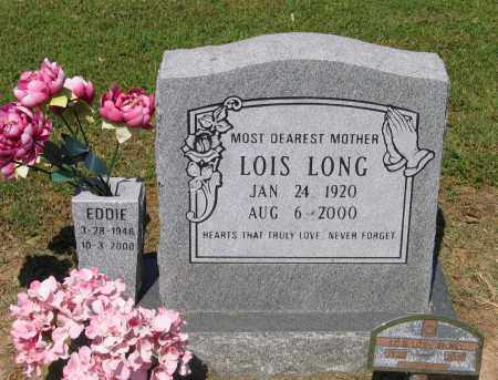 OWENS LONG, LOIS - Lawrence County, Arkansas | LOIS OWENS LONG - Arkansas Gravestone Photos