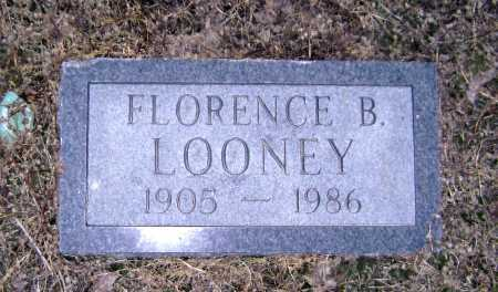 LOONEY, FLORENCE BEATRICE - Lawrence County, Arkansas | FLORENCE BEATRICE LOONEY - Arkansas Gravestone Photos