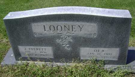 LOONEY, JONATHAN EVERETT - Lawrence County, Arkansas | JONATHAN EVERETT LOONEY - Arkansas Gravestone Photos